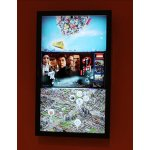22 Inch Wall Mounted LCD Advertising Display System