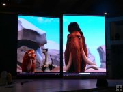 Indoor P3 HD SMD Black LED Display Video Wall